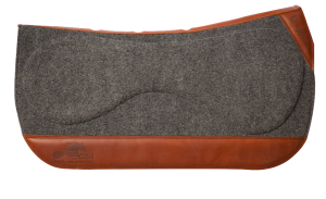 CSI Saddle Pad Show Cut (concealable under a Navajo)