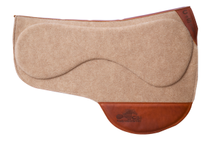 CSI Saddle Pad Sport Cut